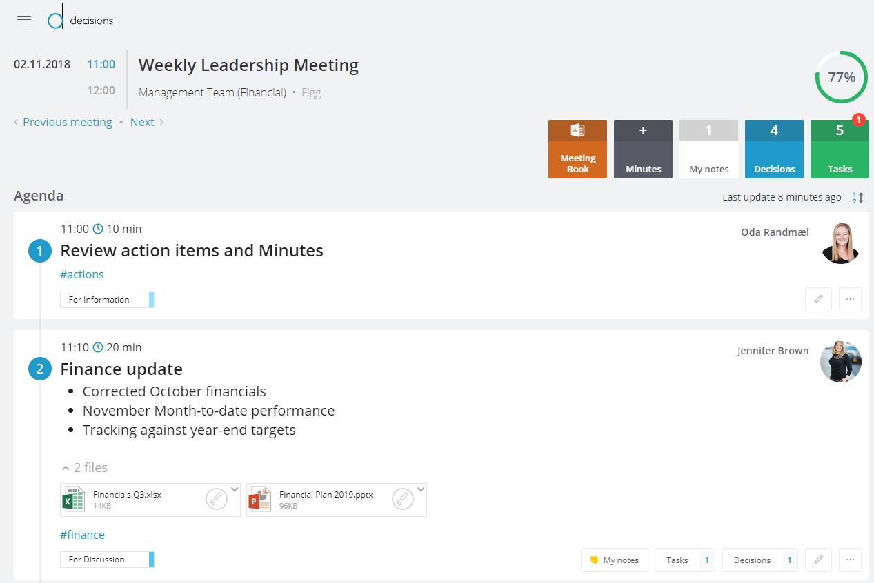 Weekly_Leadership_Meeting_Run_the_Meeting