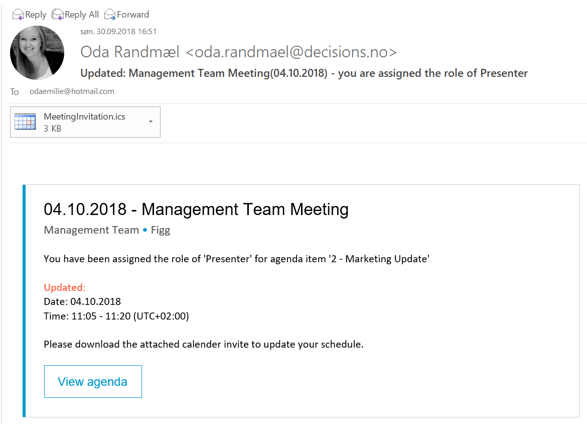 Invite Guest Presenters To A Meeting