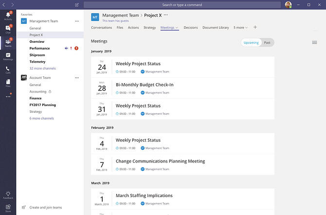 Leverage Microsoft Teams for better meetings