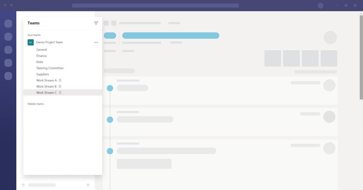 Decisions Agendas Now Available in Microsoft Teams Private Channels